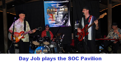 Day Job plays the SOC Pavilion